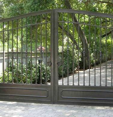 Custom Wrought Iron Gates In El Paso Amp Midland Atrium