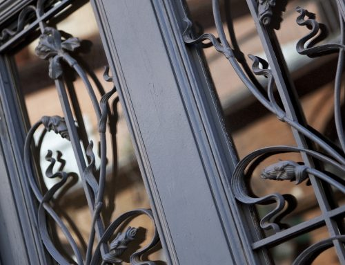 Wrought Iron Doors for Beauty and Security