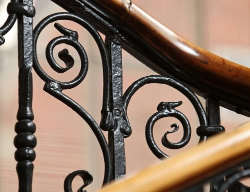 Update Your Home or Business' Stair Railing This Season