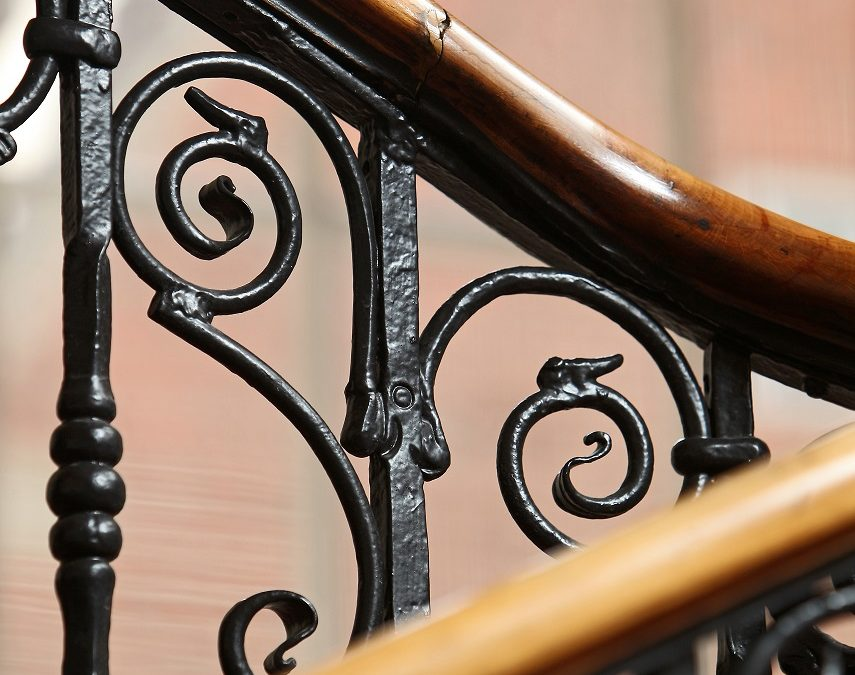 Update Your Home Or Business Stair Railing This Season
