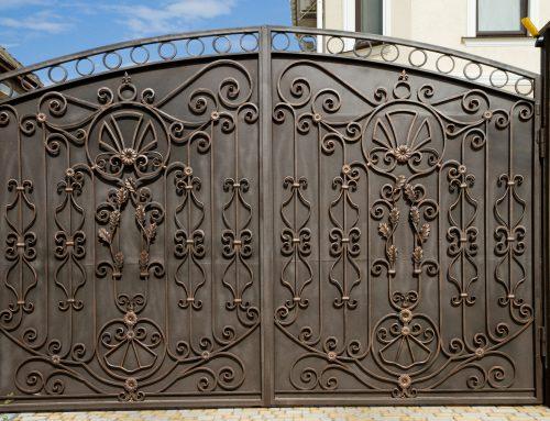 2018 Trends for Wrought Iron Doors