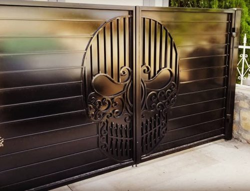 Wrought Iron from the Victorian Era to Present Day