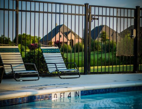 The Benefits of Wrought Iron: A Beautiful and Useful Pool Fence