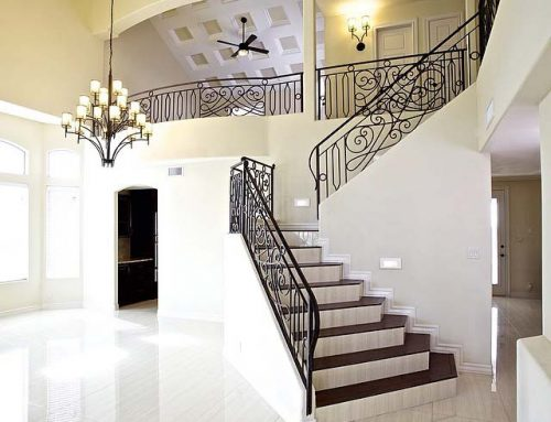 Ideas for Incorporating Wrought Iron Into Your Home