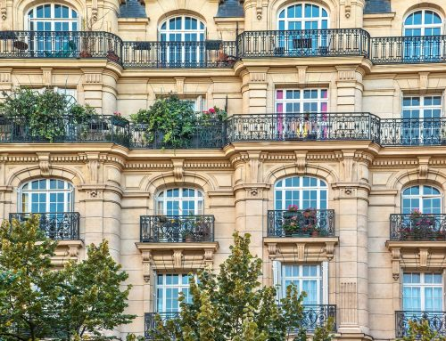 The Beauty of the Balcony: The History of Wrought Iron Balconies