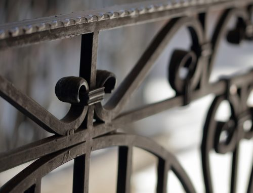 Phantom Railings: The Disappearance of the Great Iron Fences During World War II