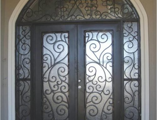 How Wrought Iron Can Help You Be Environmentally-Friendly