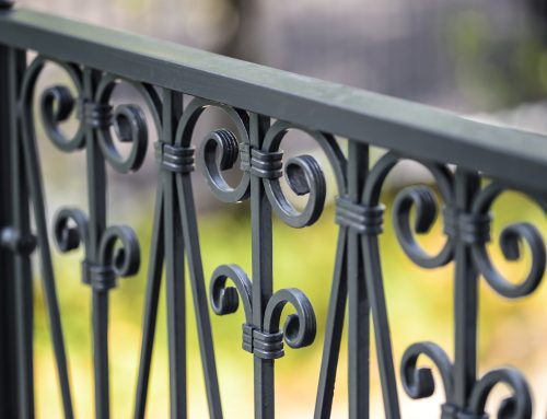 8 Things to Look for When Purchasing Wrought Iron Accents